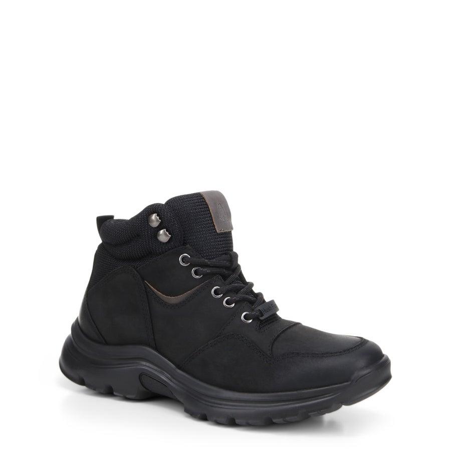 Alpine Leather Boots