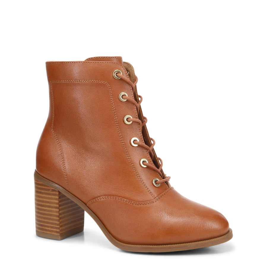 Gabriela Leather Ankle Boots